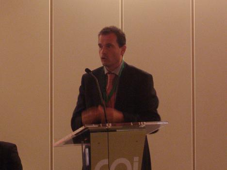 Rafael Herrero, presidente de Anese