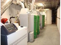 calderas de biomasa en Vic