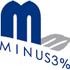 "Proyecto ""Minus 3%"""