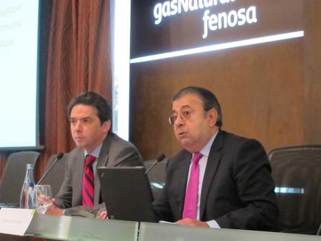 Percival Manglano y Pedro Fábregas