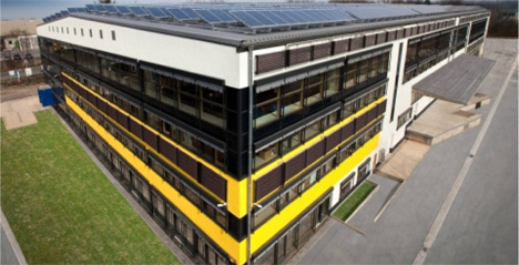 Edificio Plus Energy