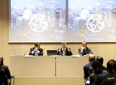 Schneider Electric en la presentación de las ciudades inteligentes