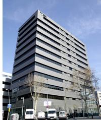 Sede de Schneider Electric en Barcelona