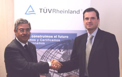 Acuerdo de colaboración entre ANESE y TÜV Rheinland