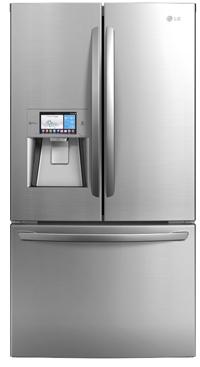 Nuevo frigorífico LG