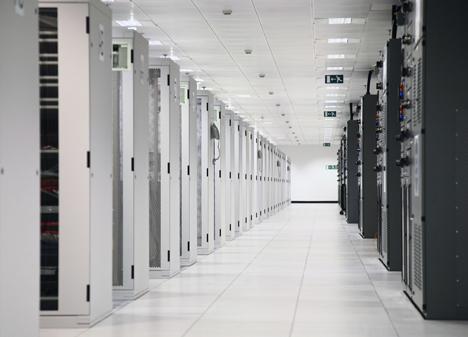 Control de un datacenter por parte de ISDE