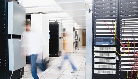 Centro de datos de Schneider Electric