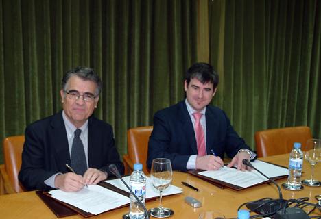 Acuerdo entre IK4 y Ciemat