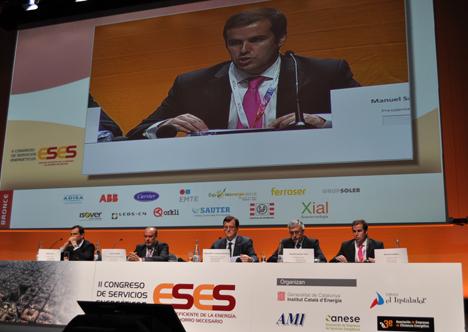 Manuel Sayagués, presidente de A3E