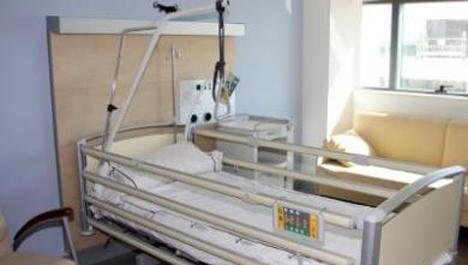 Habitación de un hospital