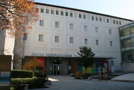 Museo Patio Herreriano en Valladolid