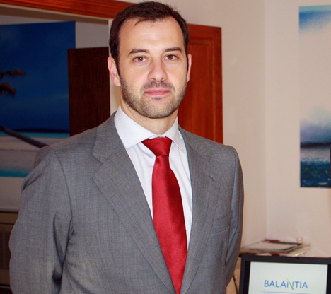 Rodrigo Morell, presidente de Balantia