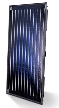 Captador Solar de Buderus