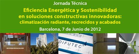 """""""Eficiencia Energética y Sostenibilidad en Soluciones Constructivas Innovadoras"""","""