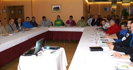 Reunión de trabajo organizada por Vaillant