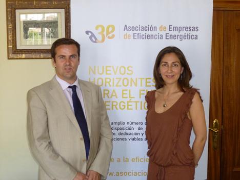 Firma acuerdo A3e Anesco Chile