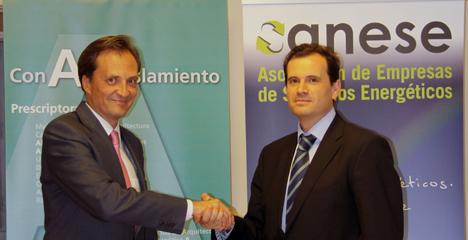 Acuerdo entre ANESE y ANDIMAT