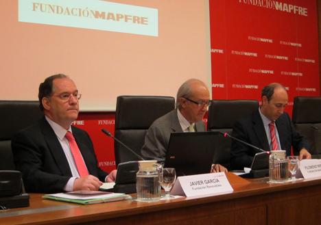 Javier García Brevas, Filomeno Mira y Antonio Guzmán