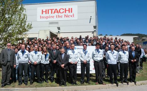 Fábrica de Hitachi