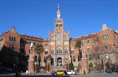 Hospital Sant Creu de Barcelona