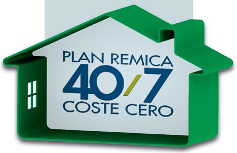 Plan Remica 40/7 Coste Cero