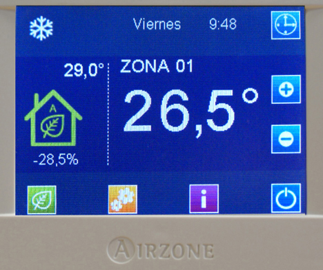Termostato de Arizone