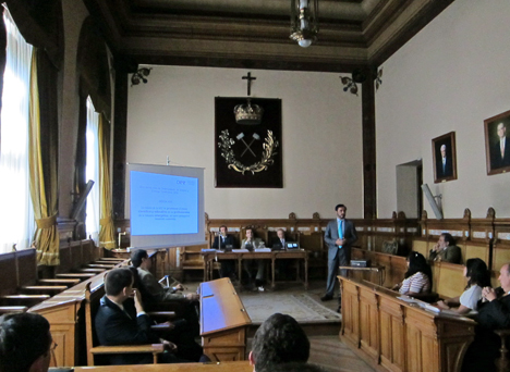Acto de presentación de AEE