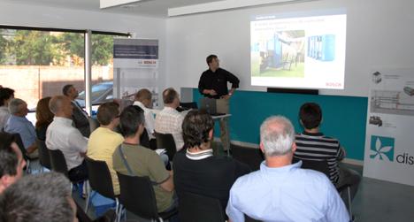 Jornadas Técnicas organizadas por la Asociación de Consultores de Instalaciones (ACI)