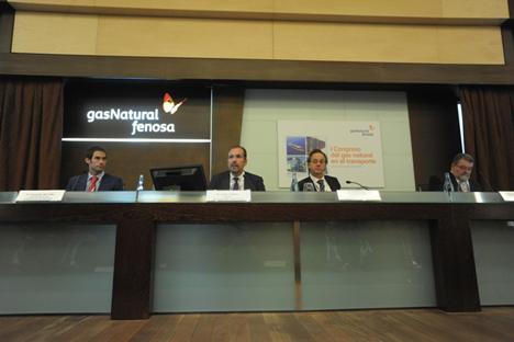 Congreso Gas Natural Fenosa