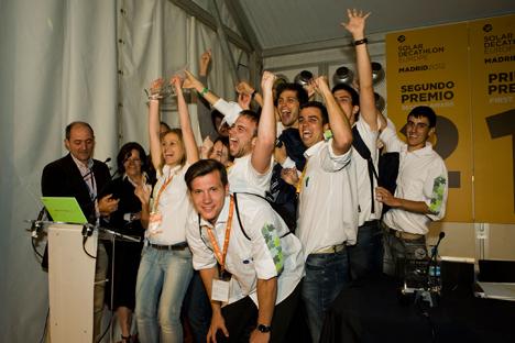 Andalucía Team recibe el Premio