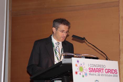 Santos de Paz, Director del portal ESEFICIENCIA y Coordinador del Congreso