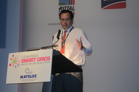 Juan Peña, de SMA Solar Technology AG