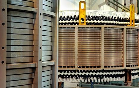 Almacenaje de energía de Alstom