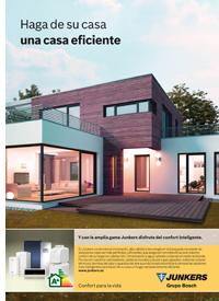 Junkers enficiencia energética en el hogar