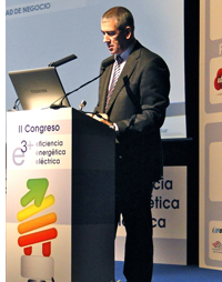 Participación de Saunier Duval en el II Congreso de Eficiencia Energética e3+