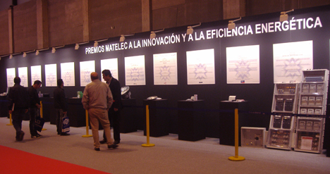 Premios Matelec a la Innovación y a la eficiencia energética