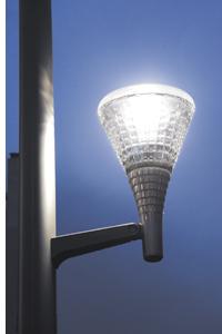 Luminaria eficiente de Socelec
