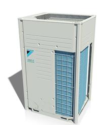 Daikin sistema de climatización
