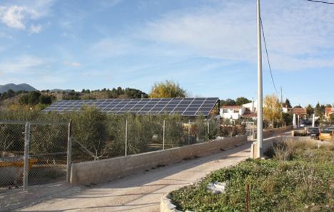 Instalación de suministro eléctrico en Murcia