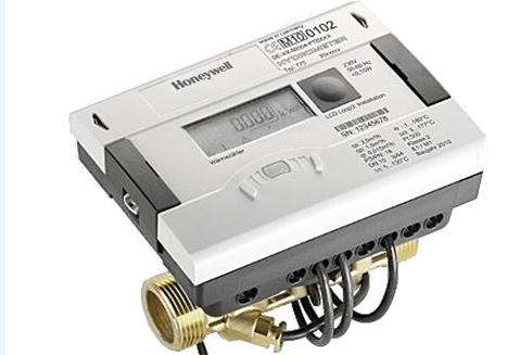 Contador de energía para calefacción y refrigeración