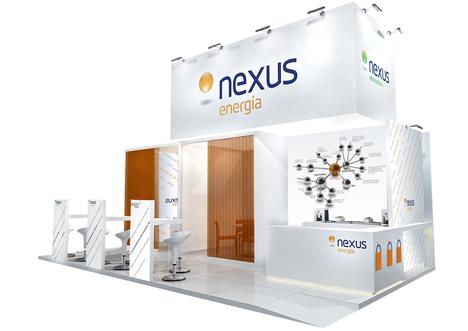 Stand de Nexus Energía en la pasada edición de GENERA