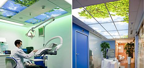 Clínica Ruber con tecnología LED y sistemas de control de alumbrado de Philips