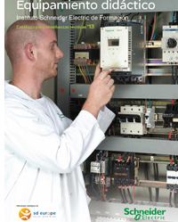 Equipos Didácticos de Schneider Electric