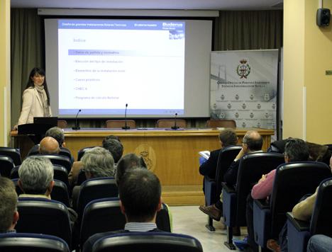 Jornada de Buderus en Sevilla