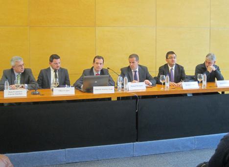 """Jornada sobre """"Nueva Directiva de Eficiencia Energética. Oportunidades de negocio"""""""