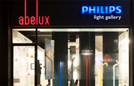 Abelux - Philips Light Gallery