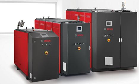 Sistemas y tecnologías de Cogeneración de Bosch