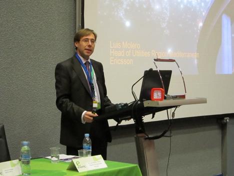 Luis Molero, Director de Desarrollo de Negocio de España y Portugal para Utilities, en el área de Administración Pública y Transporte de Ericsson