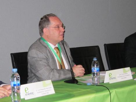 Javier García, Presidente de la Fundación Renovables