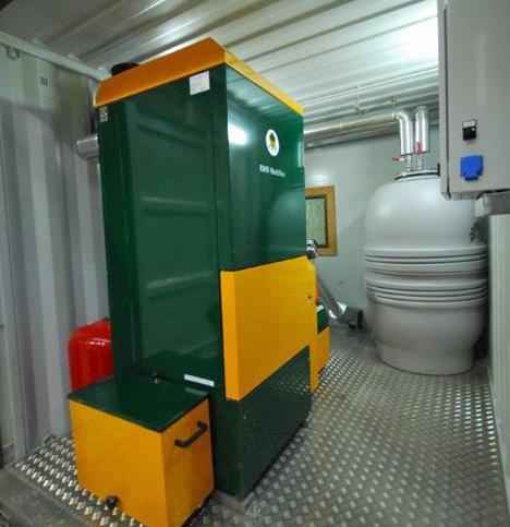 Contenedores energéticos IBBenergy
